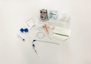 HSG Procedure Kit
